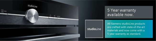studio line 5 year warranty